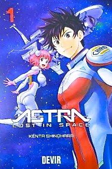Astra - Lost In Space # 1