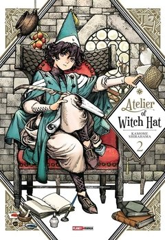 Atelier of Witch Hat vol. 2
