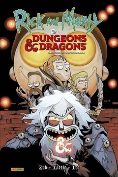 Rick and Morty: Dungeons & Dragons Vol.02