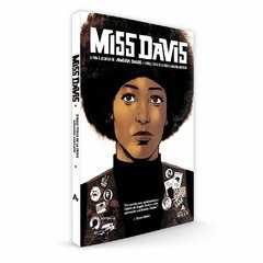 Imagem do Miss Davis - A VIDA E AS LUTAS DE ANGELA DAVIS
