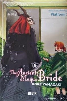 The Ancient Magus Bride # 8