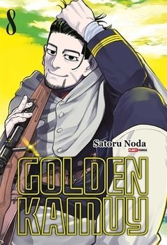 Golden Kamuy # 08