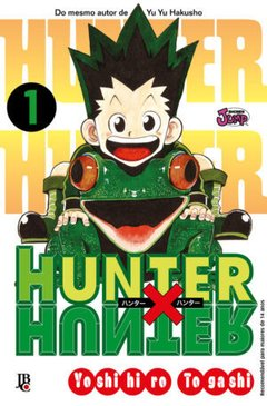 Hunter x Hunter vol. 1