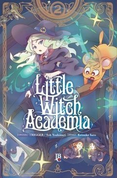 Little Witch Academia # 2
