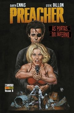 Preacher  Às Portas do Inferno  volume 8