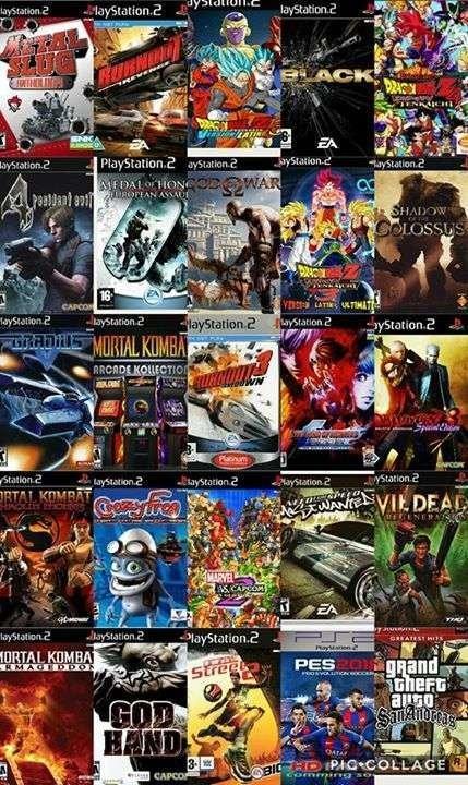 Juegos De Ps2 En Dvd O Pendrive Comprar En Unitgames