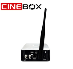 receptor cinebox optimo+