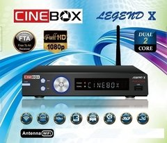 Receptor Cinebox Legend X