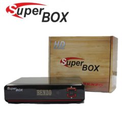 Receptor Super Box Benzo+