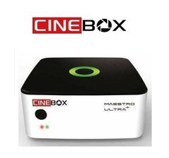 cinebox maestro ultra+