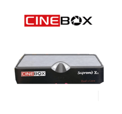 Receptor Cinebox Supremo X2