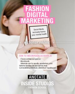 Imagen de FASHION DIGITAL MARKETING
