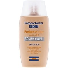 Fotoprotector Isdin Fusion Water Color FPS 50