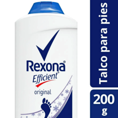 TALCO REXONA EFFICIENT - 200 GR