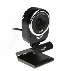 WEBCAM | CAMARA WEB | GENIUS  QCAM 6000 | 1080P FULL HD | CON MICROFONO | STREAMING - comprar online
