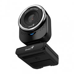 WEBCAM | CAMARA WEB | GENIUS  QCAM 6000 | 1080P FULL HD | CON MICROFONO | STREAMING en internet