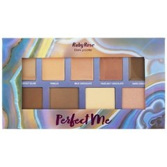 RUBY ROSE - paleta de contorno perfect me dark - comprar online