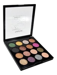 RUBY ROSE - Paleta De Sombras The Night Party  HB1019