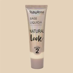 RUBY ROSE - base líquida natural look - ruby rose - DMAISMAKE-UP