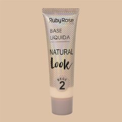RUBY ROSE - base líquida natural look - ruby rose - comprar online