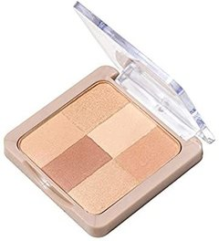 RUBY ROSE - paleta 6 em 1 nude highlighter - comprar online