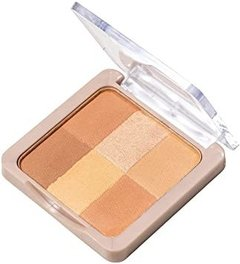 RUBY ROSE - paleta 6 em 1 nude highlighter na internet