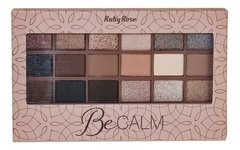 RUBY ROSE - Paleta de Sombras Be Calm  - HB-9928