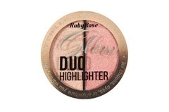 RUBY ROSE - iluminador glow duo highlighter hb-7522 04