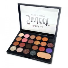 RUBY ROSE - paleta de sombras sweet