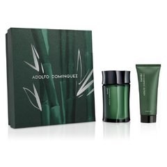 Adolfo Dominguez Cofre Bambú EDT 120ml + Shower Gel