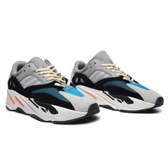 Adidas Yeezy Boost 700 Wave Runner Solid Grey - Empório Outlet