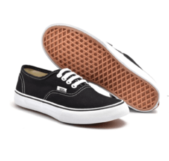 Vans Authentic Preto na internet