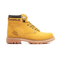Bota Caterpillar Adventure Amarela