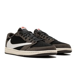 Nike Air Jordan 1 Low - Travis Scott - Empório Outlet