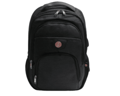 Mochila notebook executiva preto