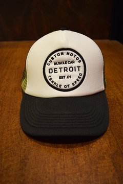 Gorra Detroit Custom Motor - India Men