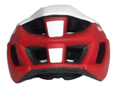 CAPACETE CAP. AERO ROAD VM/BCO L 58/61 - Bike House