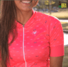 CAMISA FEMININA FREE FORCE SPORT CYCLES - CORAL