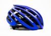 CAPACETE CICLISMO POLISPORT RIGHT ROAD PRETO AZUL M 55/58