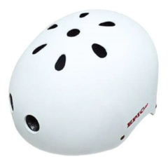 CAPACETE EPIC LINE MTV12 MATT WHITE M - 56/58 na internet