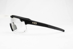 ÓCULOS HB SHIELD COMPACT  R MATTE BLACK PHOTOCHROMIC - comprar online