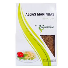 ALGAS MARINHAS IN NATURA 35G - NATURAL SEAWEED