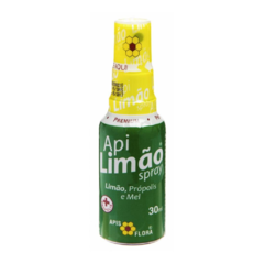 API LIMÃO SPRAY 30ML - APIS FLORA