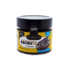 CREME DE CHOCOLATE CACAU FIT AMARGO 160G - LA PIANEZZA