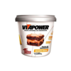 PASTA DE AMENDOIM BROWNIE CREAM 1KG - VITAPOWER