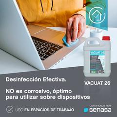 VACUAT 26 Desinfectante concentrado Bidón 5 Lts - tienda online
