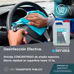 VACUAT 26 Desinfectante concentrado Bidón 5 Lts