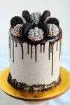 Torta Buttercream Oreo