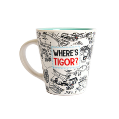 CANECA - WHERE'S TIGOR?