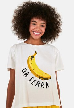 T-shirt Banana da Terra Farm